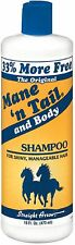 Mane'n Tail Body Shampoo, Original 16 oz