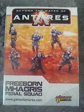 BEYOND THE GATES OF ANTARES FREEBORN MHAGRIS FERAL SQUAD - NEW & SEALED