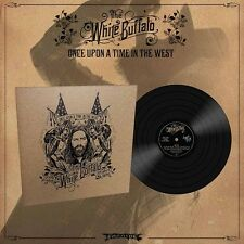 "The White Buffalo ""Il Était Une Fois In The West"" Noir Vinyle - NEW"