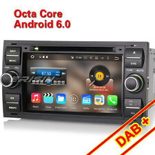 Android 6.0 DAB+Car DVD Player GPS FORD S/C-MAX KUGA FIESTA FUSION TRANSIT FOCUS