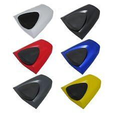 6 Different Style Pillion Rear Seat Cover New ABS for Honda CBR600RR 2007-2012F5
