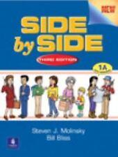 Side by Side Bk. 1A by Steven J. Molinsky and Bill Bliss (2000, Paperback,...