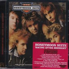 HONEYMOON SUITE - RACING AFTER MIDNIGHT - ROCK CANDY REMASTERED EDITION NEW CD