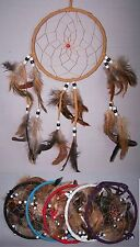 Handmade Tribal Dream Catchers Wall Decorations  6 Pc Lot ( ENPDC193 )