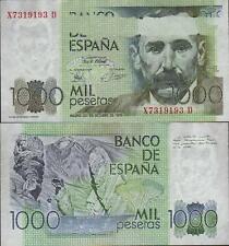 IMPORTANTE ERROR. 1000 Ptas. 23 de Octubre 1979. Benito Pérez Galdós. VARIEDAD.