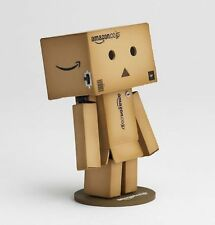 Revoltech Danbo Mini Danboard Amazon Japan Box Version Figure LED Light-Kaiyodo