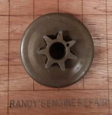 """Replace Clutch Drum Sprocket 3/8"""" x 7 for Stihl 041 3/8-7 before S/N 5664891"""