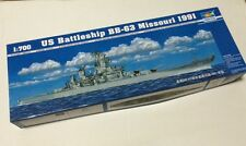 Trumpeter 1/700 05705 US Battleship BB-63 Missouri 1991