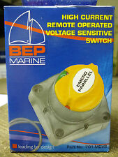 BEP MARINE - High Current Remote Operated Voltage Sensitive Switch 24 Volt