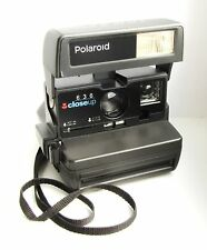 Vintage rare camera instant action Polaroid 636 Closeup working UK