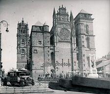 RODEZ c. 1940 - Autobus Cathédrale Ste Marie Aveyron - Div 1778