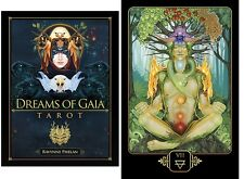 Dreams of Gaia NEW Sealed 81 gilded edge Cards Guide Book 308pgs Ravynne Phelan