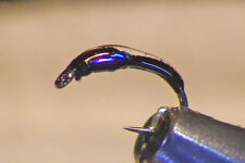 UV EPOXY GOBBLER MIDGE #20 Fly Fishing Flies Trout Flies Wet Tail Water Flies
