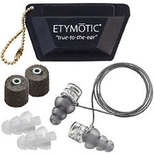 Etymotic Research Er20 Xs Universal High-Fidelity Earplugs In Clamshell (Er20xs-