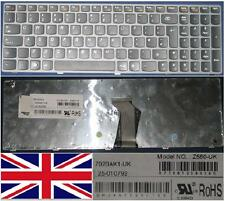 Clavier Qwerty UK LENOVO Ideapad Z560 Z565A G570 Z560-UK 25-010792 V-117020AK1