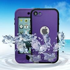 Apple iPod Touch 5/6th Gen Waterproof Case Built-in Touch Screen Protector New