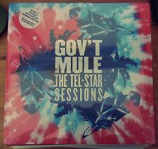 """GOV 'T MULE """"The Tel * Star Sessions"""" 2lp WHITE VINYL SEALED Evil TEEN US"""