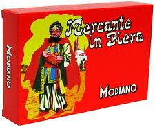 MERCANTE IN FIERA - MERCHANT AT THE FAIR FAMILY PARTY CARDS GAME NEW Modiano