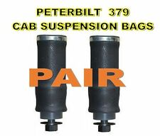 Peterbilt 379 Cab suspension air bag airbags W02-3587036 29-03200 (PAIR)