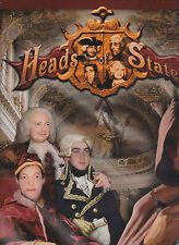 Heads of State - Z-man Games - Board Game New / NIB!