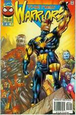 The New Warriors # 75 (52 pages, LAST issue) (USA, 1996)