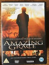 Albert Finney Benedict Cumberbatch AMAZING GRACE ~2006 True Life Drama | UK DVD