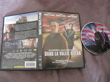 Dans la vallée d'Elah de Paul Haggis avec Tommy Lee Jones, DVD, Drame