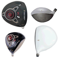 #1 DRAW NONCONFORMING TURBO Ti1 TAYLOR FIT MADE +30YD GOLF DRIVER +ACCUFLEX R1 x