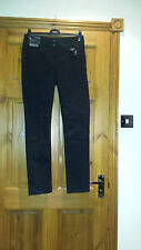 NEXT HIGH RISE BLACK SKINNY LIFT, SLIM & SHAPE JEAN 6 P EUR 34 NEW WITH TAG