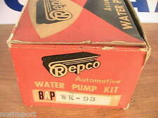Austin Healey Sprite MG Midget Morris Minor Water Pump Kit NOS REPCO  1958-1967