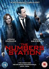 The Numbers Station 2013  Brand new and sealed