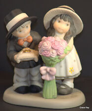 Kim Anderson Bearing The Blossoms Of Love Pretty as a Picture Figurine