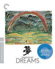 Akira Kurosawa's Dreams (Blu-ray - Criterion Collection) NEW!!!