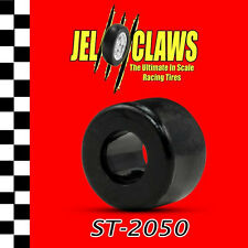 ST 2050 1/64 HO Scale Slot Car Tire for Aurora G Plus Cars, Rear Tires Jel Claws