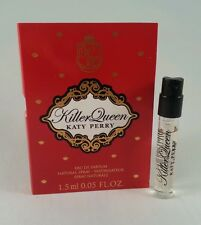 Katy Perry Killer Queen 1.5ml mini sample spray EDP x 3