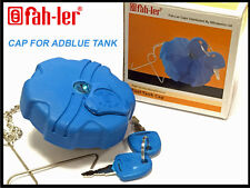 Fahler 60mm ADBLUE Truck Lorry Fuel Diesel Locking Tank Cap For VOLVO FM FE etc