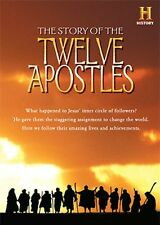 The Story of the Twelve Apostles. DVD (1999, History Channel) Martin Sheen.