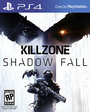 Killzone: Shadow Fall for PS4 Disc in perfect condition