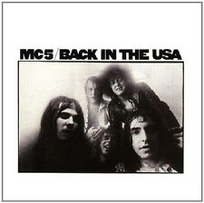 MC5 Back In The USA CD NEW SEALED 1992
