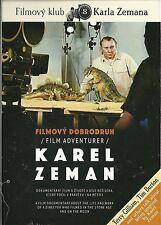 Film Adventurer Karel Zeman 2015 Czech documentary English subtitles dvd