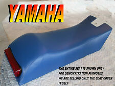 YAMAHA SS440 1982-85 New seat cover SS 440 Blue 688b