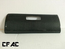 CFAC Carbon Fiber Kevlar Glove Box Door Overlay FOR 90 - 93 Acura Integra