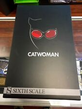 1/6 Sideshow Collectibles Catwoman figure EMPTY BOX ONLY NEW JC