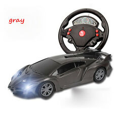 Gray 4WD Off Road Remote Control Toys Rc Car Ready-To-Go Radio Control Vehicle