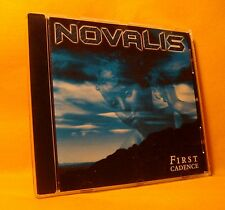 CD Novalis First Cadence 5TR 2001 Neofolk