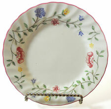 Johnson Brothers Summer Chintz Bread Butter  Plate England Pink Blue Yellow
