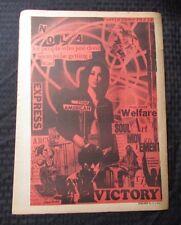 1969 NOLA EXPRESS #34 July 18-31 Underground Newspaper NEW ORLEANS VG
