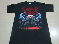 MALEVOLENT CREATION retribution T-SHIRT MEDIUM SADUS DEATH OBITUARY SOLSTICE
