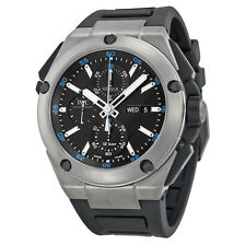 IWC Ingenieur Double Chronograph Automatic Titanium Mens Watch IW3865-03