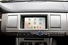 "Navigation Jaguar XF 2012+ 7"" Color Display - Android, GPS, Wifi, 3G, USB, SD"